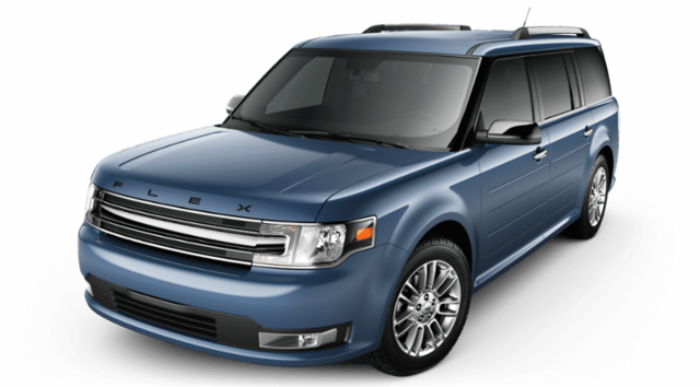 New 2019 Ford Flex SEL Crossover